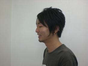 ア・シンメトリ HAIR & MAKE cottonのメンズヘアスタイル