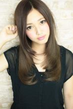黒髪ロング|XELHA 仲道 弘泰のヘアスタイル