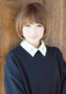 形が綺麗に見えるマッシュショート|AFLOAT JAPANのヘアスタイル