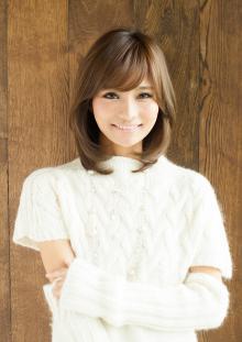 さらっと上品内巻き|AFLOAT JAPANのヘアスタイル