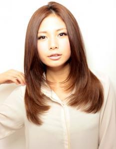 大人可愛いナチュラル美髪小顔ロング AFLOAT XELHAのヘアスタイル