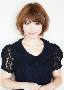 シフォンショート|AFLOAT JAPANのヘアスタイル