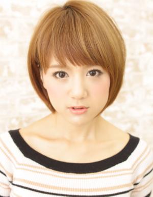 ナチュラルショート ストレート 髪型 | 銀座の美容室 XELHAのヘアスタイル | Rasysa(らしさ)
