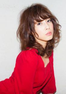デザインミディアム|AFLOAT JAPANのヘアスタイル