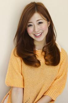 フェミニン愛されロング AFLOAT JAPANのヘアスタイル
