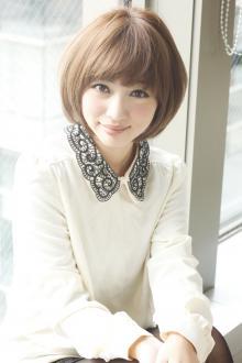 ナチュラル愛されショートヘア|AFLOAT JAPANのヘアスタイル