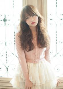 sweetロング|AFLOAT JAPANのヘアスタイル
