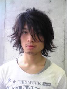 エアリーミディアム AFLOAT JAPANのヘアスタイル