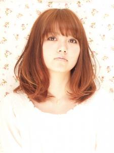 ゆる巻きウェーブ!! AFLOAT JAPANのヘアスタイル