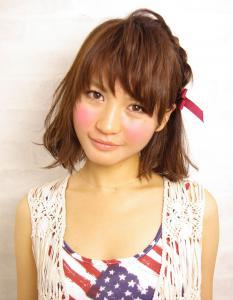 ☆不器用さんの簡単アレンジ☆ボブ編☆ AFLOAT JAPANのヘアスタイル