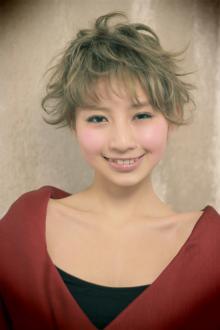 スウィートショート|AFLOAT JAPANのヘアスタイル
