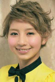 最旬ショート|AFLOAT JAPANのヘアスタイル