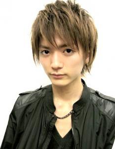 男のモテクール AFLOAT JAPANのヘアスタイル