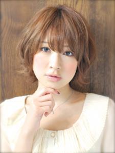 人気のショートボブ パーマスタイル|AFLOAT JAPANのヘアスタイル