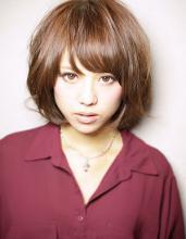 銀座系脱甘めのクール系のボブ|AFLOAT JAPAN 西 一治のヘアスタイル