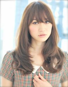 ロングシフォンカール|AFLOAT JAPANのヘアスタイル