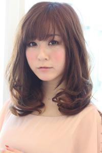 2013最新春髪☆最新セミディー