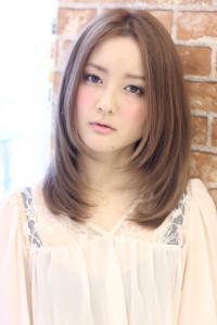 2013最新春髪☆小顔髪型ミディアムスタイル