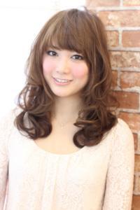 2013最新春髪☆セミディー スタイル
