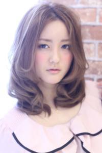 春髪小顔☆セミディー
