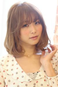 2013最新ヘアカタ☆春髪マーメードカラー
