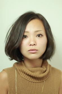 大人可愛いボブスタイル☆|albasanz 三条烏丸のヘアスタイル