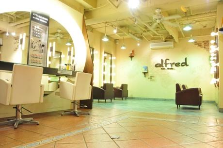緑地公園 美容室 『alfred hair studio』