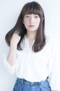 30代40代☆大人ツヤ髪ストレート【Y−21】