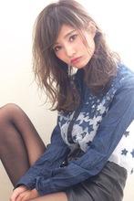 フェミニンミックスデジタルパーマA461 ALICe by afloatのヘアスタイル