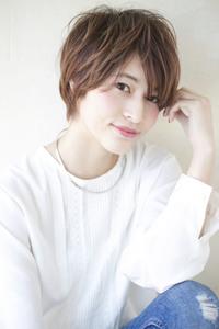 大人愛され美人シルエット☆ショート【y−121】