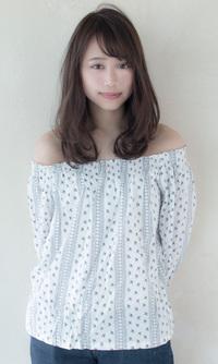 ラフなセミディスタイル【イノセントブルージュ】U-7