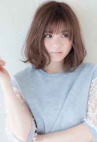 ひし形大人ミディアム【ラベンダーアッシュ】U-13