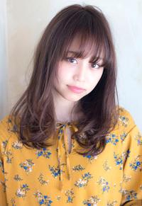 カジュアルなミディアム【ルビーピンク】U-19