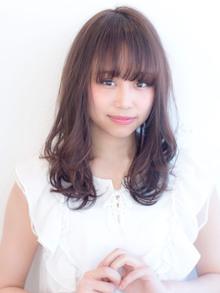 ひし形艶ミディアム【ピンクグレージュ】U-22