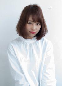 大人かわいいノームコアボブ【ピンクグレージュ】U-39