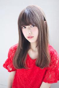 アッシュベージュワンカール【N-621】