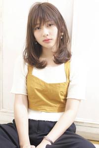 小顔カジュアル大人ミディ【y−198】