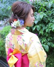 アレンジスタイル|allys hair aoyamaのヘアスタイル
