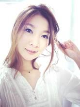 作成中m(__)m|アンジェリーク東三国 〜angelique〜のヘアスタイル