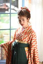 卒業式 袴スタイル|Hair&Make apis 北千束、大岡山、旗の台、洗足池、長原のヘアスタイル