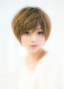 ショートレイヤー|ARENA HAIR TOWER 111のヘアスタイル