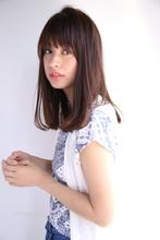 ノームコアロブ** 担当MiCa**|Arouse by afloat 戸井田 望花のヘアスタイル