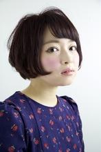 レトロショート|La・Coupe Artkey kanayamaのヘアスタイル