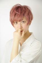 ひと味違うハイトーン|La・Coupe Artkey kanayamaのヘアスタイル