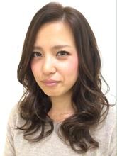 モテ外国人風カラー|Hair&nail h Blancheのヘアスタイル