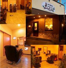 Hair Relaxation Azu (本店) | 滋賀県東近江市の理容室・美容室 レディースシェービングも ヘアーリラクゼーションアズ のイメージ