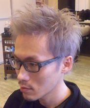 挑戦!!|Hair Relaxation Azu (本店)のメンズヘアスタイル