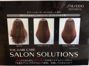 スペシャルトリートメント★SALON SOLUTIONS