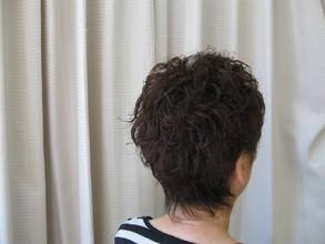 お手入れ簡単ショートヘアー|エル美容室のヘアスタイル