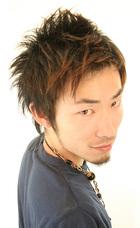 メンズスタイル|B2C梅田のメンズヘアスタイル